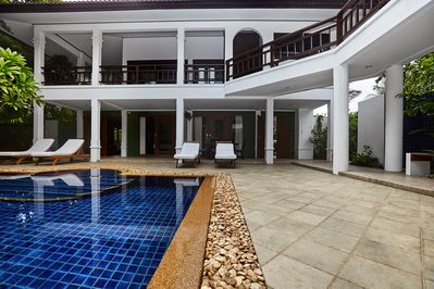 NB Villa Verde with private pool