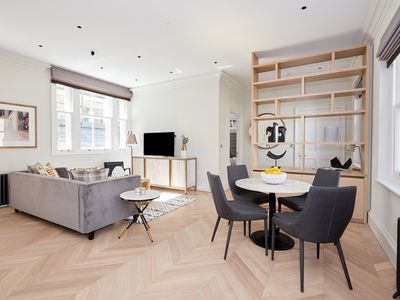 Photo for Delightful 1BR in Covent Garden by Sonder