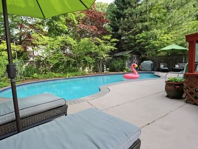 Photo for In-Town Rehoboth, Private Oasis and Pool
