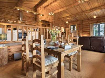 Photo for 2 bedroom Log Cabin in Nr Ulverston - 73277