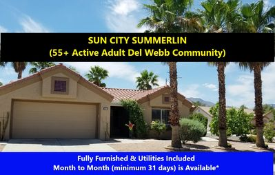 """Photo for WOW! Sun City Summerlin """" Del Webb """" 55+ Age-Restricted Community"""