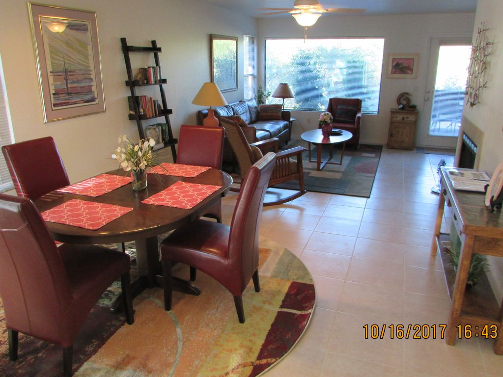 Enchanting 2 Bedroom First Floor with Picture Perfect Mountain View Windows!