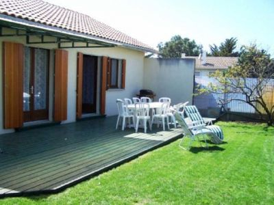 Photo for Villa Mimizan, 3 bedrooms, 10 persons