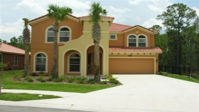 Photo for Budget Getaway - Watersong - Amazing Spacious 5 Beds 5 Baths  Pool Villa - 9 Miles To Disney