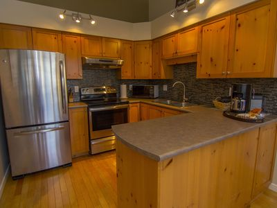 Photo for Acer Vacations - Greystone Lodge Luxury 2 bedroom and Loft with Great Views