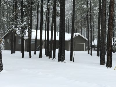 Photo for Family Cabin on the Fairway of Pinetop Country Club