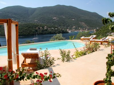 Photo for Sea Access Private Villa  Phos -  Amapola Villas