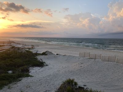 Photo for New to VRBO!  Amazing Gulf Front Views, Top Floor Master Suite, Close to Cut!
