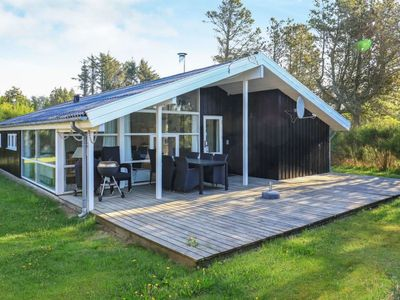 Photo for Vacation home Blokhus/Hune in Blokhus - 6 persons, 4 bedrooms