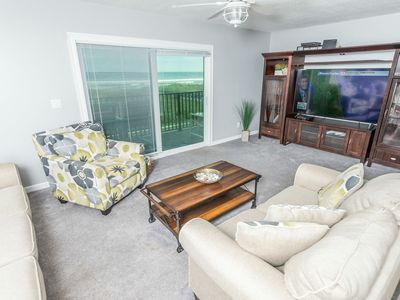 Photo for Gorgeous Direct Oceanfront 3 Bedroom - Near Cocoa Beach Pier