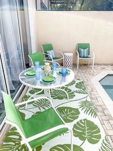 Photo for Newly Renovated Stylish Townhouse Near Disney Parks. Private Pool 3BDR/3FULL BTH