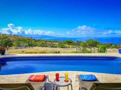 Photo for Kohala ranch 3 bedroom with Pool and solar heated hot tub