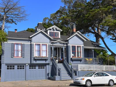Photo for 3749 Victorian Sanctuary by the Sea - Updated,Spacious,Close to Town & Beach