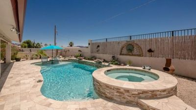 Photo for Beautiful Pool Home In Upscale Golf Course Area ~ Close to Town and Lake Havasu