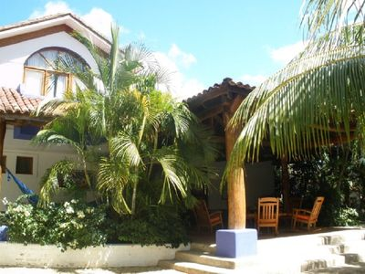 Photo for La Talanguera Tropical Beach House