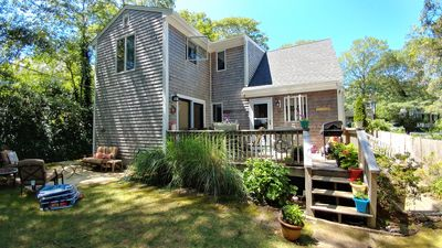 Beautiful Sagamore Beach Cape Cod beach home!