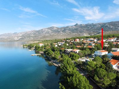 Photo for Apartment Haus Alida  in Rovanjska, Dalmatia - 7 persons, 2 bedrooms