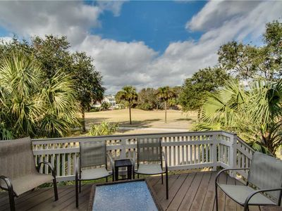 Photo for Stay Near The Beach And Enjoy Great Views Of The Wild Dunes Links Golf Course!