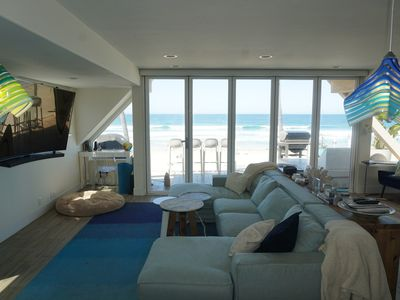 Photo for *NEW LISTING* Ocean Front Gem With AMAZING VIEWS of South Mission Beach