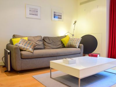 Photo for Charming Spacious Apartment in Pimlico - Sleeps 4! - One Bedroom Apartment, Sleeps 4