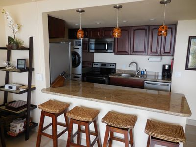Photo for #605 Top Floor Unobstructed Ocean View/Sunsets, 2015 Remodel/ 2016 New A.C.
