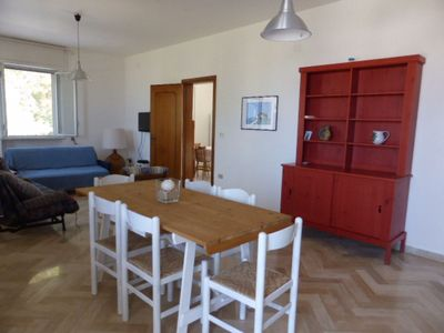 Photo for Large apartment 8 places with atmosphere in a villa in Torre Vado, Salento