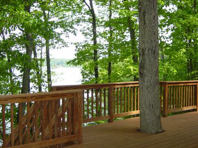 Photo for NEW LISTING  - Woodland Lake Retreat at Lake Anna, VA