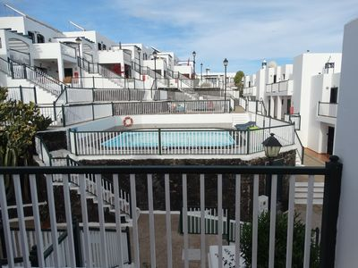 Photo for Apartment with Private Balcony,  Walkin shower ,  Wi-Fi , Safe,  Aircon vending