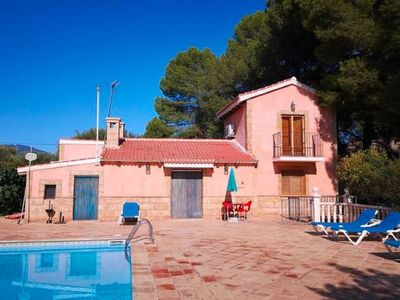Photo for Secluded Holiday Home in Murcia with Swimming Pool