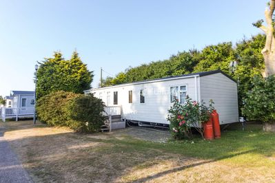3 bedroom accommodation at California Cliffs Holiday Park.