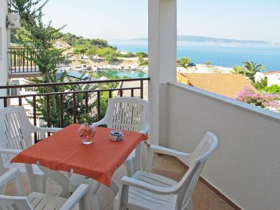 Photo for Apartment Astra Maris (TGR126) in Trogir - 4 persons, 1 bedrooms