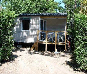 Photo for Camping La Clairière **** - Mobile home 3 rooms 4 persons