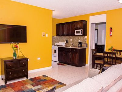 Photo for Beach Access One-bedroom Apartment in Ocho Rios