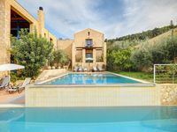 Lovely villa located in a lovey small authentic village. Good location.