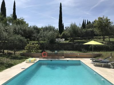 Photo for 3BR House Vacation Rental in Tourrettes, Provence-Alpes-Côte d'Azur
