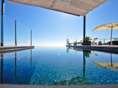 Photo for Luxury villa with 3 bedrooms, incredible views,private pool