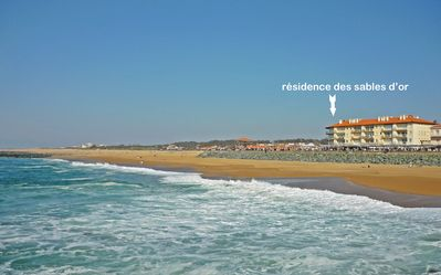 Photo for Renovated apartment, located near beaches, beautiful sea view