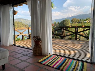 Photo for 3BR House Vacation Rental in El Peñol, Antioquia