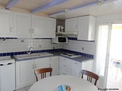 Photo for Chalet Gruissan, 2 bedrooms, 4 persons