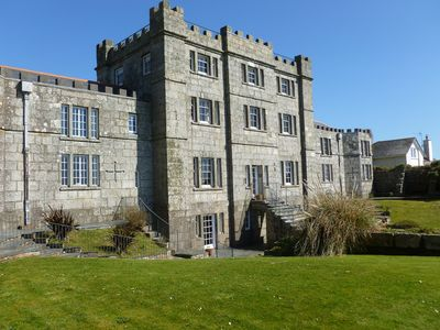 Photo for Beautiful Castle Apartment With Stunning Sea Views Sleeps 4