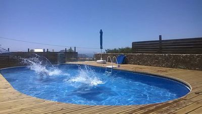 Photo for VILLA WITH PRIVATE POOL AND SPECTACULAR SCENIC VIEWS OF THE SEA AND MOUNTAINS