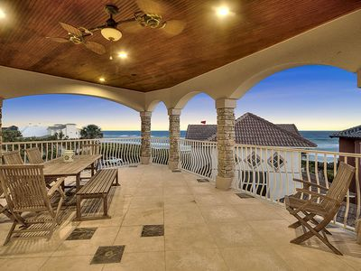 Photo for Dazzling 30A Home w/ Incredible Gulf Views, Luxurious Decor & Rooftop Deck!