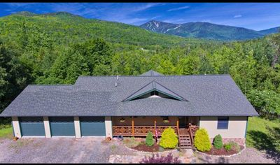 Photo for Mountain Side Home With Absolutely Stunning Adirondack Mountian Views