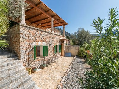Photo for Family-friendly house with a view - Casa Chopin Valldemossa
