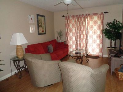 Photo for Beautiful first floor 2 bedroom villa at Fiddler's Cove