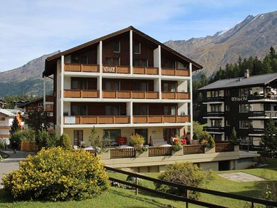 Photo for Saas-Fee Apartment, Sleeps 5 with WiFi