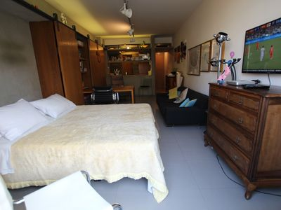 Photo for Apartment 1.4 km from the center of São Paulo with Lift, Air conditioning (1009477)