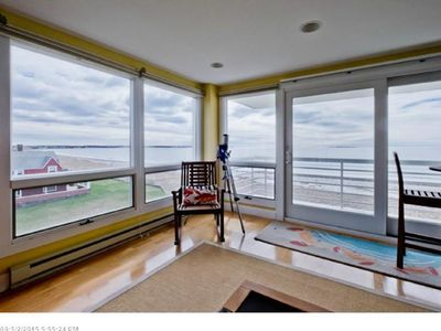 Photo for OCEANFRONT UNOBSTRUCTED, off season rental- Oct-May