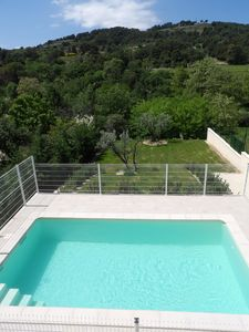 Photo for Beautiful Villa with Pool in Nyons