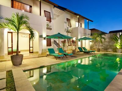Photo for 4 Bedroom Villa 10Mins to Kuta Beach, Legian